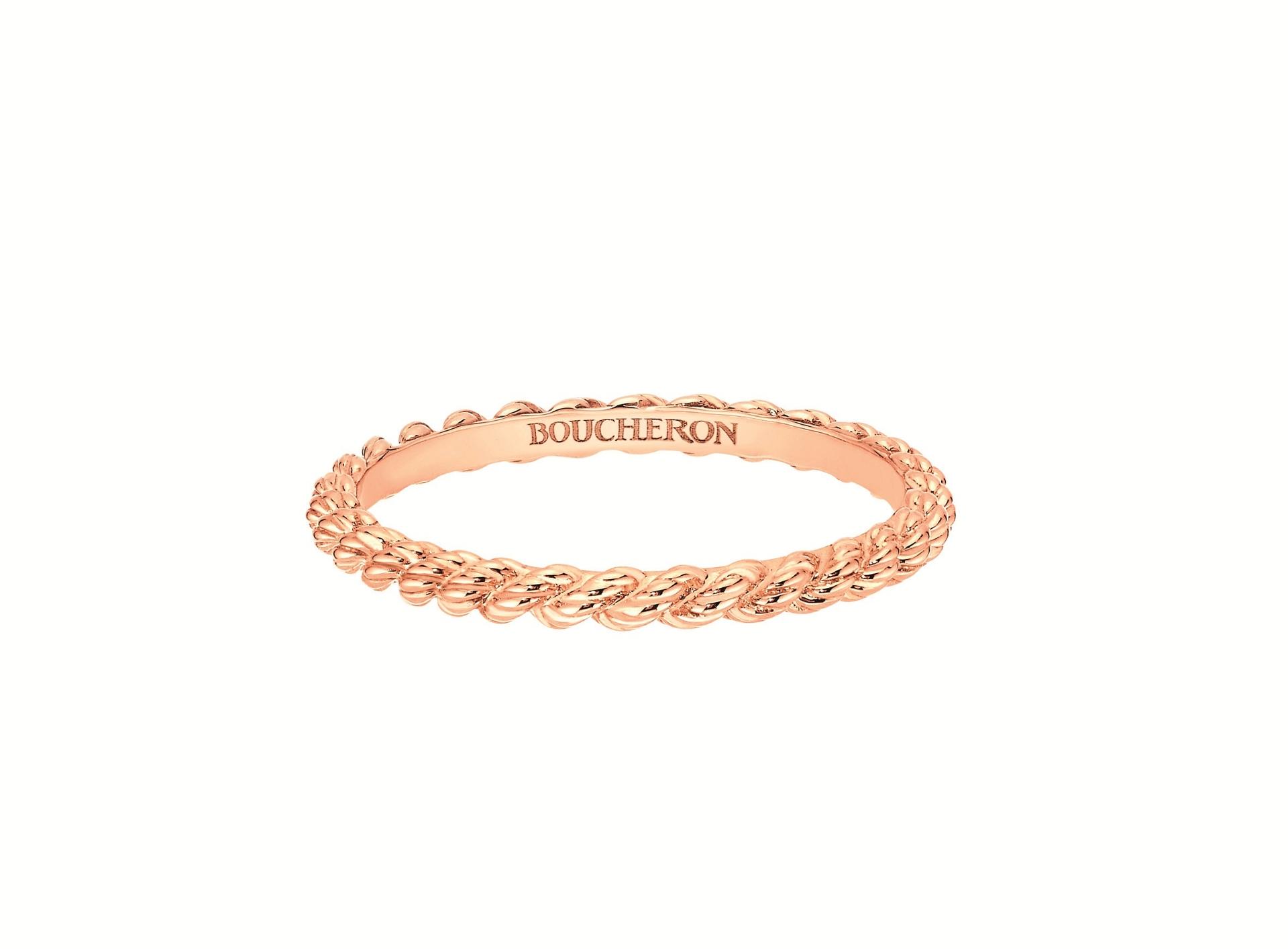14 karat gold simple wedding ring for delicate wedding bands zoom