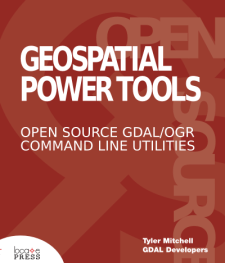 Geospatial Power Tools book cover