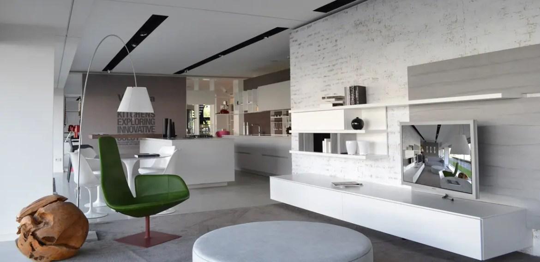 Spazio Schiatti Interior Designer Show Room At Desio Milano