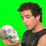 hamlet-with-skull