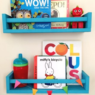 3 Ways to organize kids books in an autism playroom