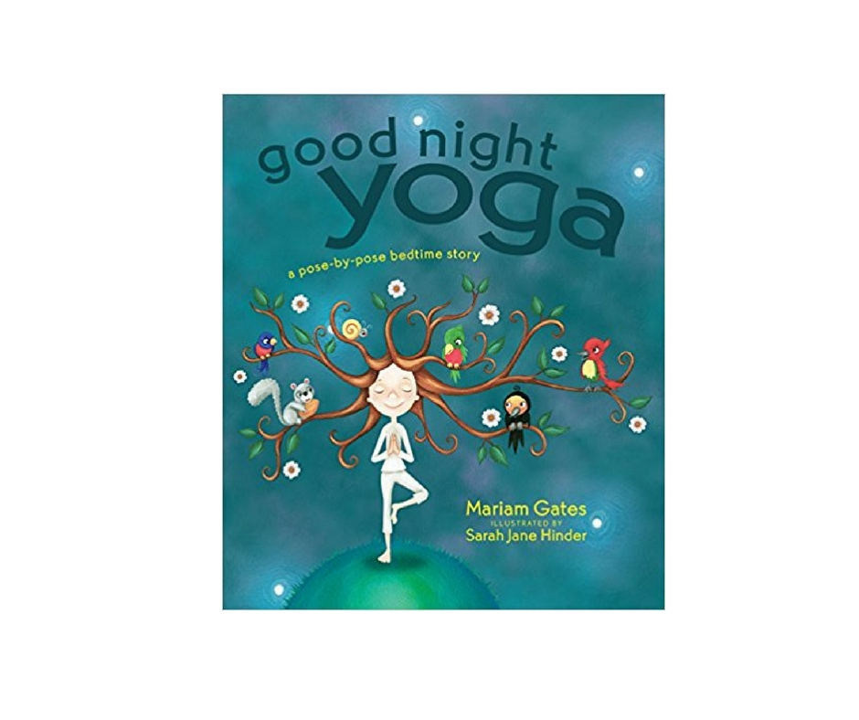 #Bedtime Stories for Kids with #Autism - Goodnight Yoga. speciallearninghouse.com
