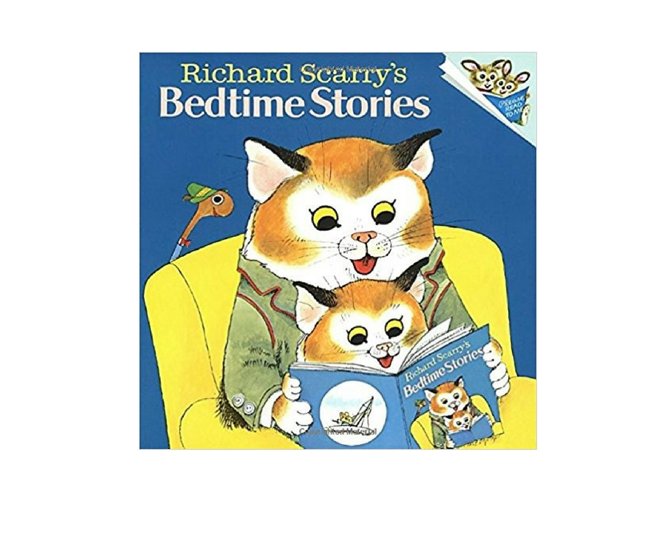 #Bedtime Stories for Kids with #Autism - Richard Scarry's Bedtime Stories. speciallearninghouse.com