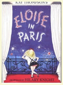 Eloise in Paris. Favorite bedtime stories for children with autism. Featured by Special Learning House.