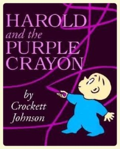 Harold and the Purple Crayon. Favorite bedtime stories for children with autism. Featured by Special Learning House.
