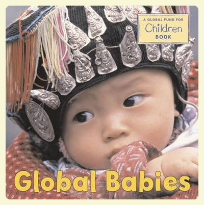 Global Babies. Montessori-friendly books selection. Featured by Special Learning House. www.speciallearninghouse.com.