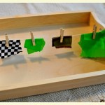 3 fun & educational Montessori learning tray ideas for your autistic child