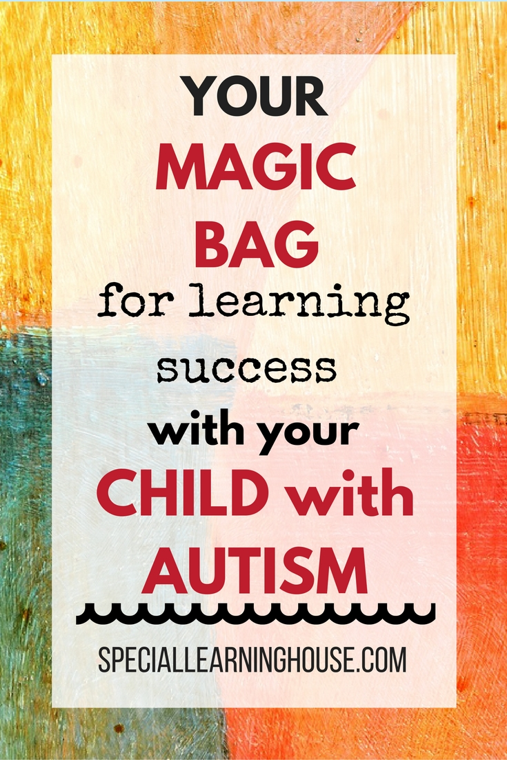 right materials for your special needs child. Increase learning success with your child with autism. | speciallearninghouse.com