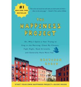 The Happiness Project by Gretchen Rubin. Featured by Special Learning House. www.speciallearninghouse.com