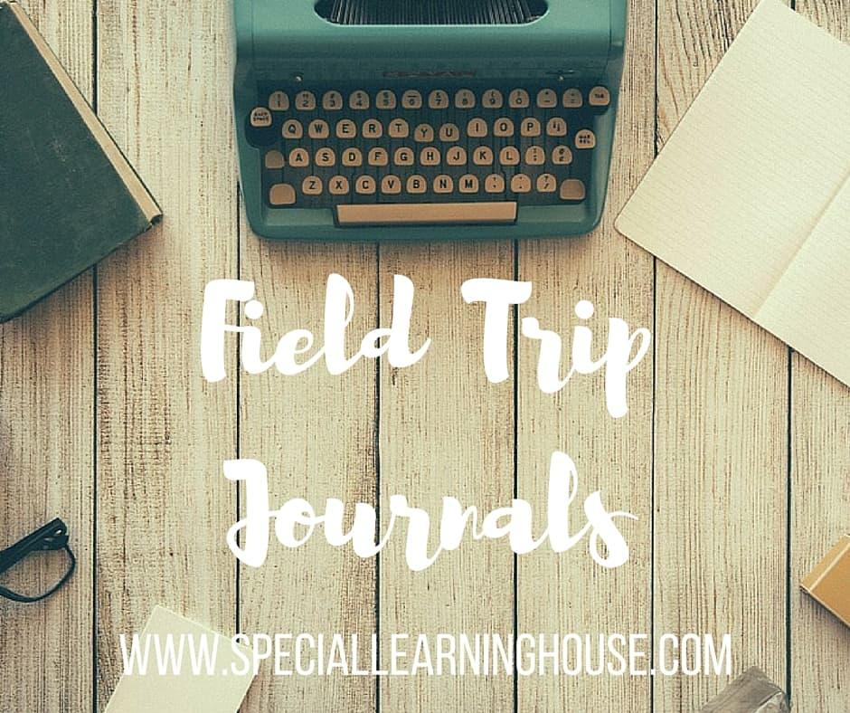 Field trip journals for autistic children