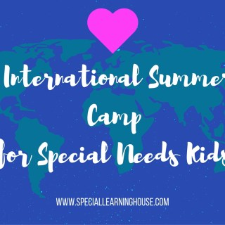 Special needs Summer camp : why we stay open during the Summer