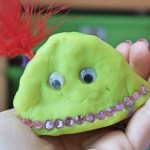 SILLY PLAYDOUGH MONSTERS. SPECIAL LEARNING HOUSE. www.speciallearninghouse.com.
