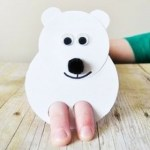 Build Fine Motor Skills with Finger Puppets. Featured by Special Learning House. www.speciallearninghouse.com.