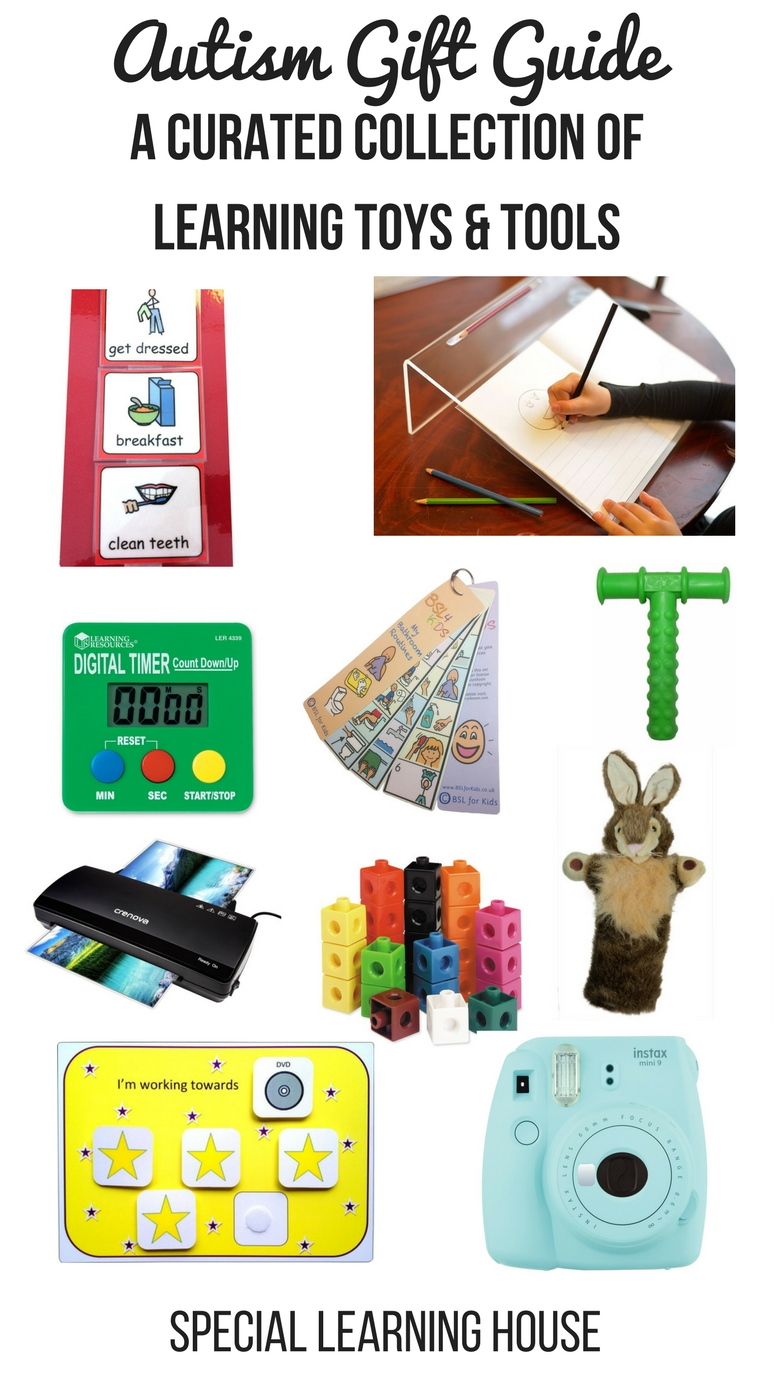 Autism Gift Guide. speciallearninghouse.com