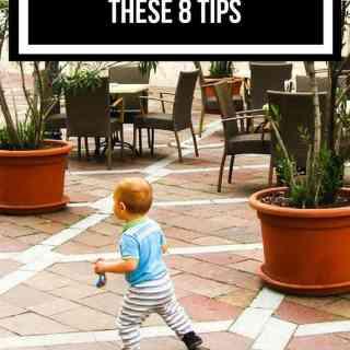 Decrease hyperactive behavior with these 8 Tips