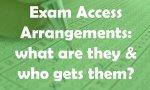 access arrangements