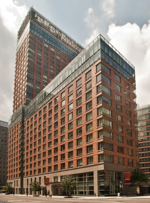 Battery Park CitySupplied and Installed 270 units