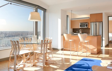 Frank Gehry Unit at NY by Gehry