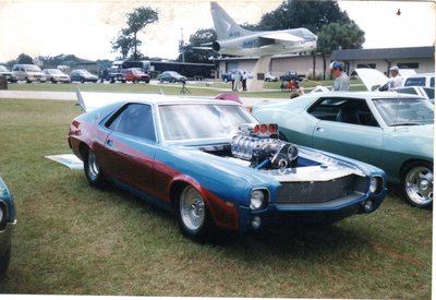 Wicked '68 AMX Pro Streeter Found on Racing Junk - Street Muscle