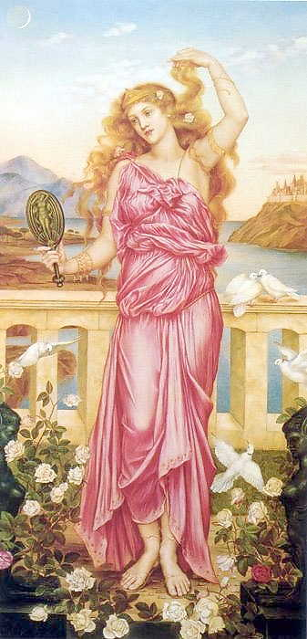 Helen of Troy, De Morgan