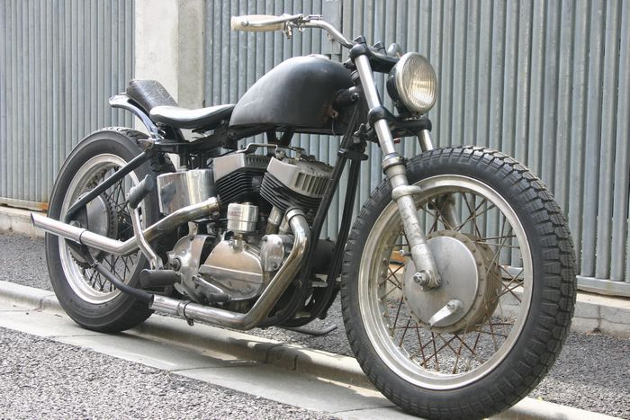 54 Knuckle Head by Spice Motorcycles