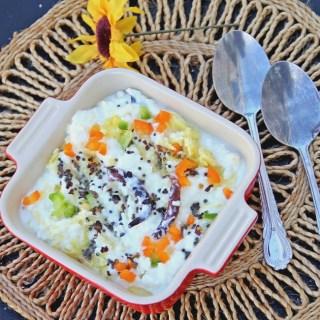 South Indian Yogurt Rice