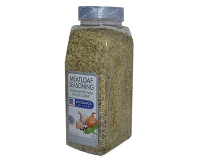 McCormick Meatloaf Seasoning 21oz 595g $16.85USD - Spice Place