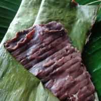Ragi ila ada (Millet in Banana Leaf) - Kids Breakfast Menu
