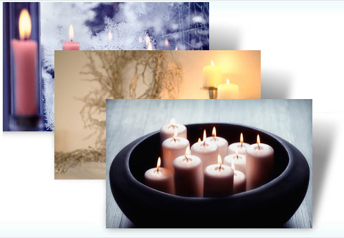 Windows 7 theme CandleLight  New Windows 7 theme free download