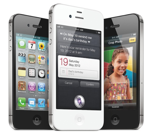 iPhone 4S1 india India Gets iPhone 4S on 25th November