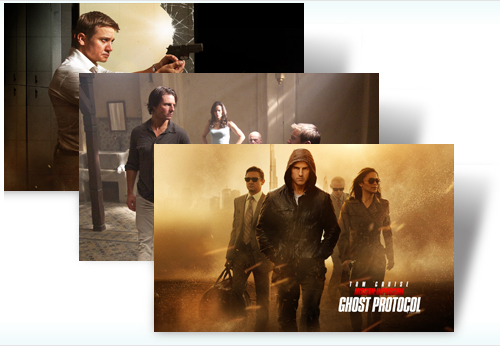 mission impossible windows7 theme0download Mission: Impossible   Ghost Protocol Windows 7 Theme Download