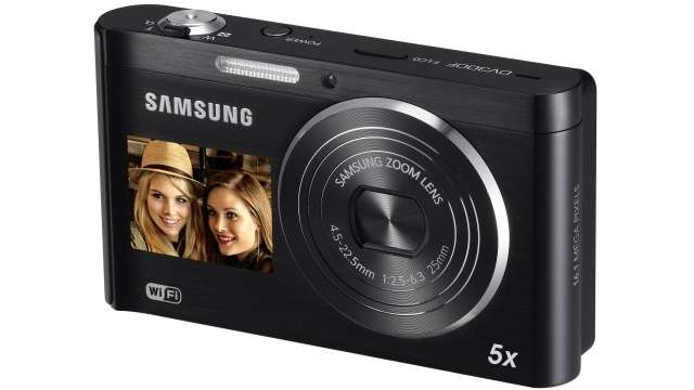 samsung dv300f camera Samsungs DV300F First DualView compact camera with Wi Fi