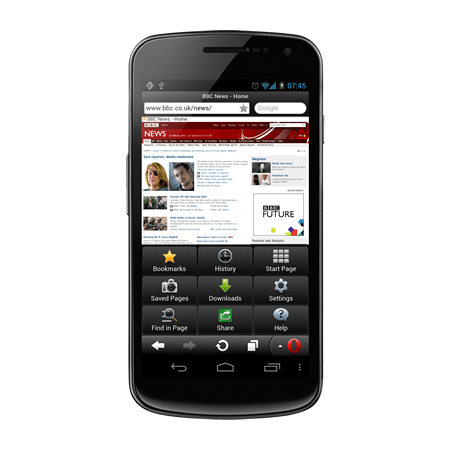 Opera Mini 7 on Android Opera Mini 7 is now available to download for Android