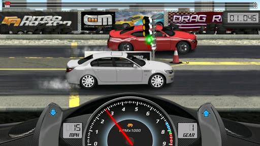 real online drag racing games