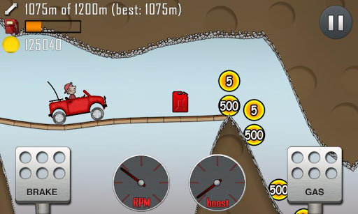 Hill climb racing the best car racing Game for Android users Top 10 Best Car Racing Android Games Free Download [Phones/Tablets]