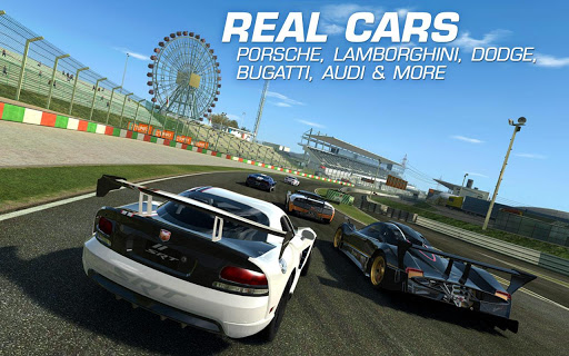 Real Racing 3 the best car racing Game for Android users Top 10 Best Car Racing Android Games Free Download [Phones/Tablets]