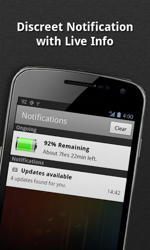 battery Battery boosting apps for android 5 Best Android Apps for Boosting Battery life [Battery Savers]