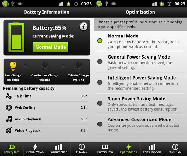 simple battery saver 2 Battery boosting apps for android 5 Best Android Apps for Boosting Battery life [Battery Savers]