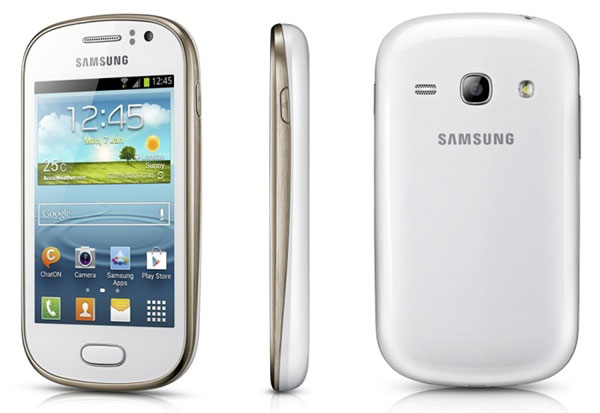 Samsung Galaxy Fame S6810 1 The Best 5 Upcoming Samsung Mobile Phones 2013