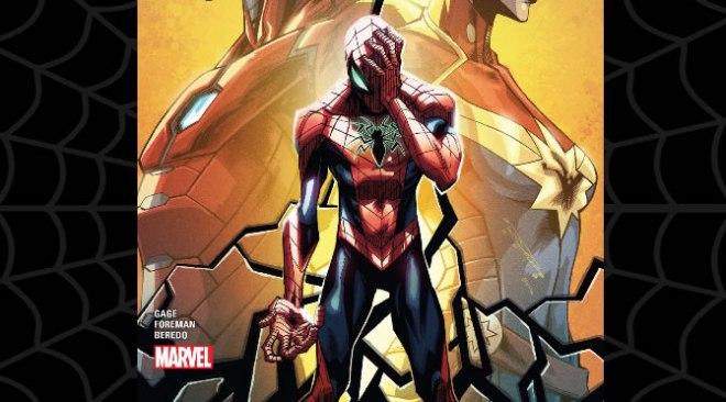 Alford Notes: Civil War II Amazing Spider-Man #1
