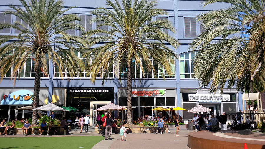 Santana Row Starbucks
