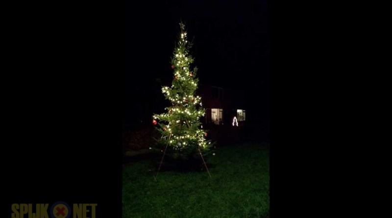 Kerstsfeer aan de Tuinbouwweg en Redger