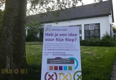 Initiatiefgroep Winkelhuis Spijk zoekt ideeën
