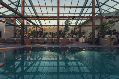 Falkenberg Strandbad Spa Pool