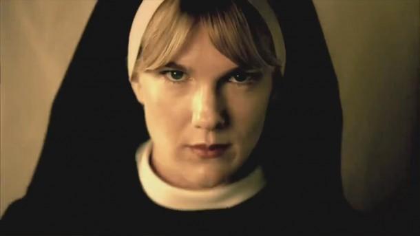 American horror story asylum lily rabe shot Lily Rabe em American Horror Story: Freak Show, como Irmã Mary