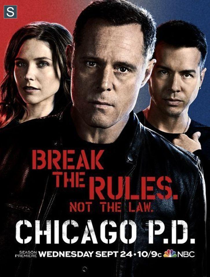 Chicago PD saison 2 en vostfr