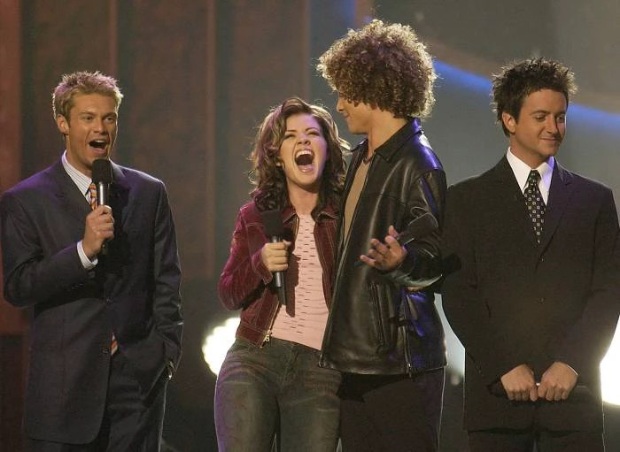 AMERICAN IDOL:THE SEARCH FOR A SUPERSTAR winner finale