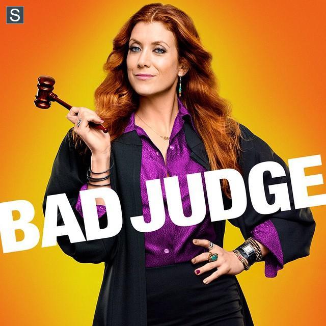 bad judge Novo cartaz promocional de Bad Judge