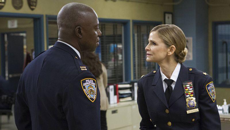 brooklyn 99 still Audiência nos EUA | 19 10 2014 | Brooklyn Nine Nine, Revenge e The Good Wife em alta