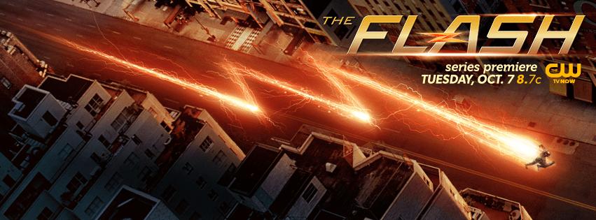 the flash cw banner Novo banner promocional de The Flash (CW)